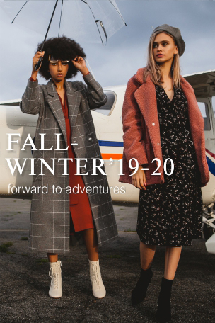 КОЛЛЕКЦИЯ FALL-WINTER'19-20